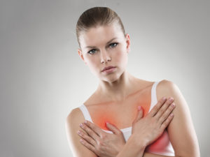 фото повышение чувствительности груди при беременности